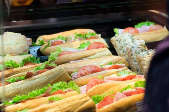 vente sandwich